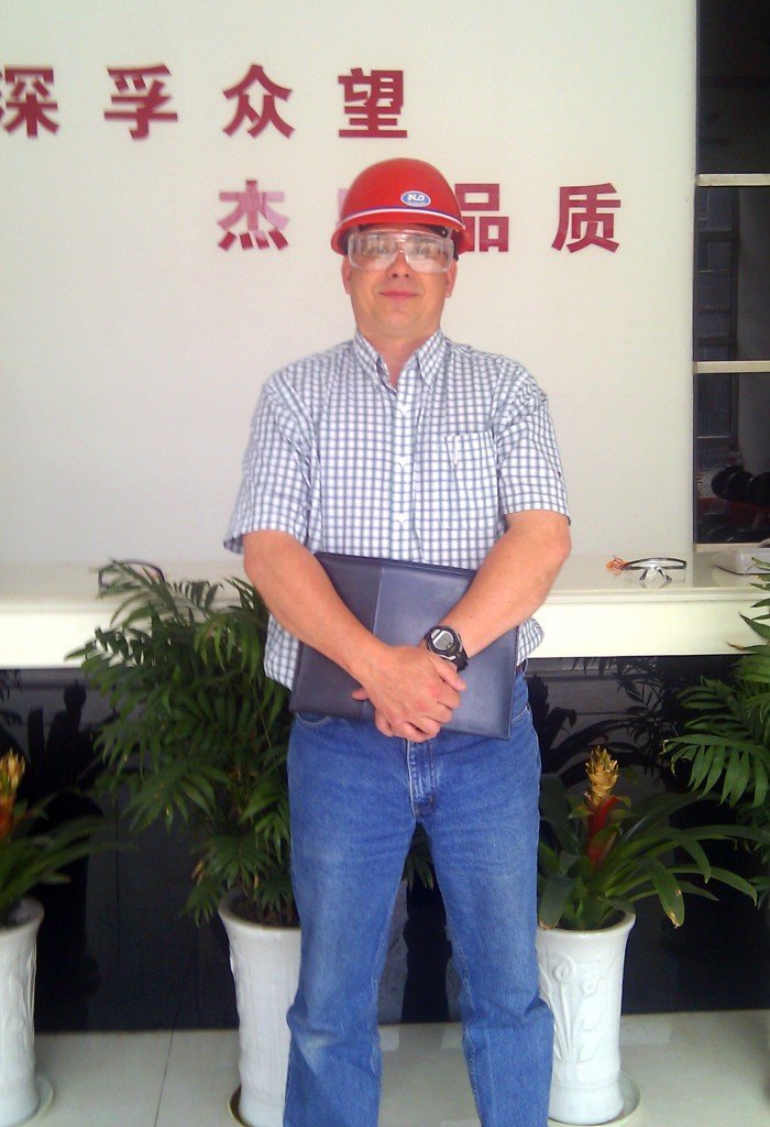 Darryl Logan In China: Supplier Capability Assessment Audits